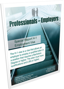 H-1 Temporary Worker Visa