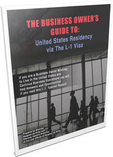 The Business Owner's Guide to United States Residency via the L-1 Visa