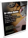 O-1 Visa for Extraordinary Ability - Order this Guide to Learn More!